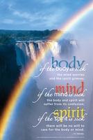 Body Mind Spirit Jr Worsley Quote Koren Publications
