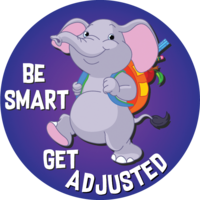 St172a smart elephant no bleed