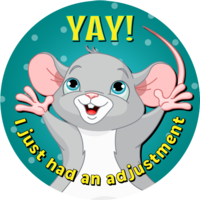 St192a mouse sticker