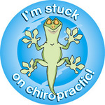 I'm stuck on chiropractic!