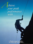 Achieve your peak performance with chiropractic