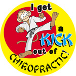 I Get A Kick Out of Chiropractic