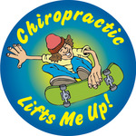 Chiropractic Lifts Me Up
