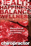 Health, Happiness, Balance, Wellness (Tree)