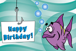 Happy Birthday! (fish)