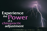 Experience The Power Of A Chiropractic Adjustment