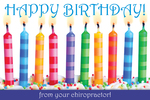 Happy Birthday From Your Chiropractor