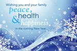 Peace, Health & Happiness