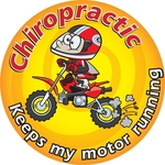 Chiropractic Keeps My Motor Running