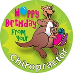 """Hoppy"" Birthday From Your Chiropractor"