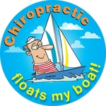 Chiropractic Floats My Boat!