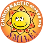 Chiropractic Makes Me Smile!