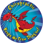 Chiropractic Keeps Me From Drag'on!