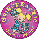 Chiropractic Cheers Me Up!