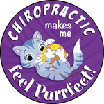 Chiropractic Makes Me Feel Purrfect!