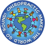 Chiropractic Makes The World Go Round!