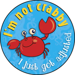 I'm Not Crabby, I Just Got Adjusted