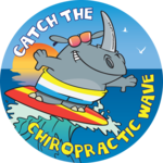 Catch the Chiropractic Wave - surfing