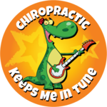 CHIROPRACTIC KEEPS ME IN TUNE