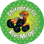 Chiropractic Revs Me Up!