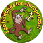I Go Bananas For Chiropractic!