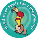 Head Over Heals For Chiropractic