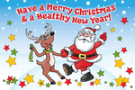 Have a Merry Christmas & a Healthy New Year!
