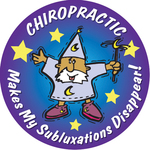 Chiropractic Makes My Subluxations Disappear!