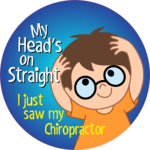 My heads on straight - I just saw my chiropractor *NEW*