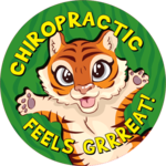Chiropractic Feels Great - Tiger - *NEW*