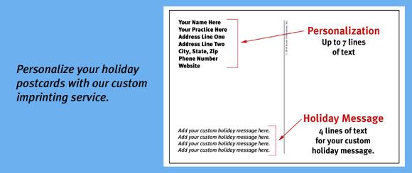 Holiday Postcards | Koren Publications